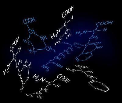 Amino acids: arginine, glutamine, cystein, etc.
