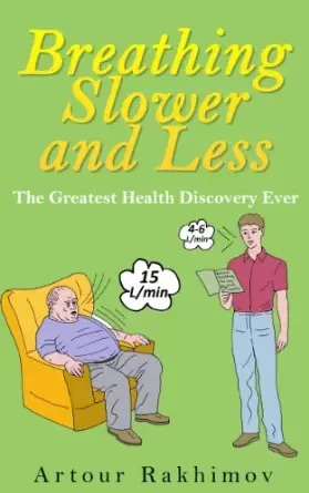 Book cover: Breathe Slower and Less