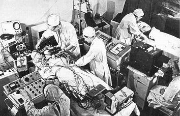 Dr. Buteyko laboratory in 1960s