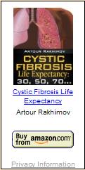 Cystic fibrosis symptoms (book cover)