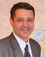 Dr. Andrey Novozhilov, MD, Chief Physician (Doctor) of the Buteyko Clinic in Moscow, Russia