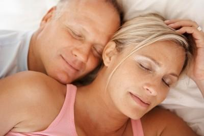 Right sleep habits couple
