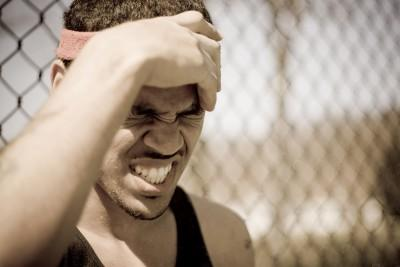 Athlete with exertional Headache after exercise