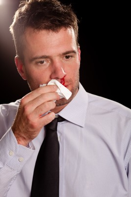 How to Stop Bloody Nose Bleed with an Easy Breathing Remedy