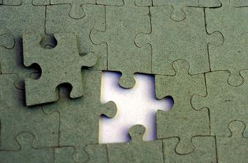Jigsaw puzzle solved