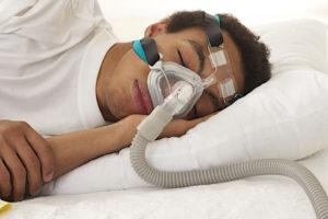 low oxygen in chronic disease